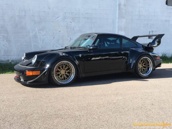 RAUH Welt Porsche 964 - All Custom - Paint Protection Film Tampa Florida - Auto Paint Guard