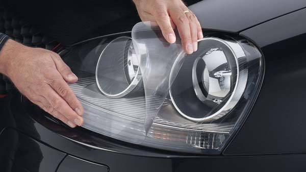 Headlight Protection - Tampa Florida - Auto Paint Guard