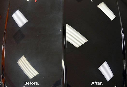 Full Paint Correction Restoration - Defect Removal Tampa Florida - Auto Paint Guard