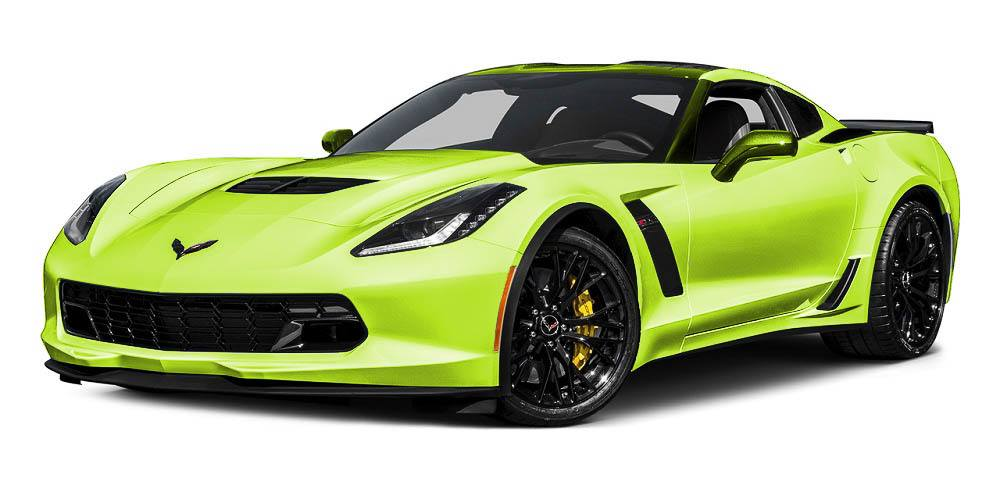 Corvette Paint Protection Film Packages - Full Car Package - Auto Paint Guard