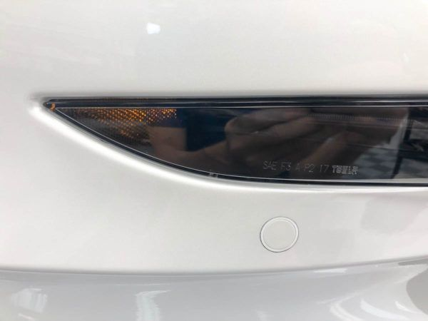 Tesla Paint Protection Film - Tampa Florida - Auto Paint Guard