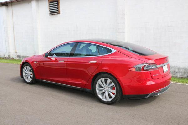 Window Tint Tampa Florida - Tesla Model S - 3M Crystalline 70 Percent - Auto Paint Guard